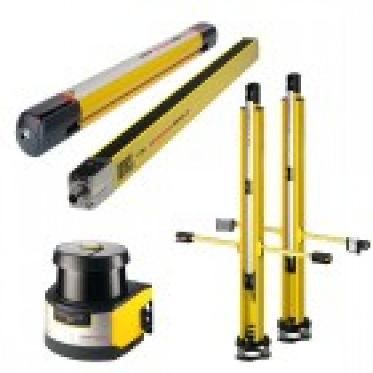 Optoelectronic safety sensors