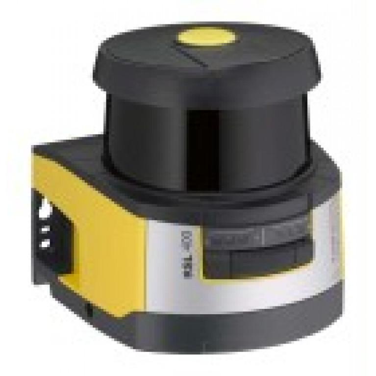 Safety laser scanner