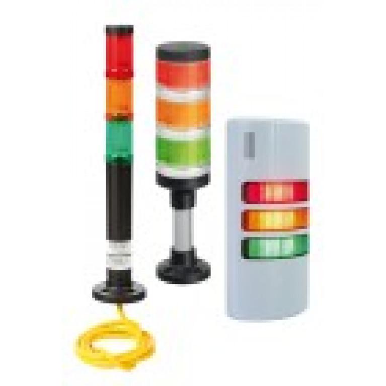 Ready-made signaling columns