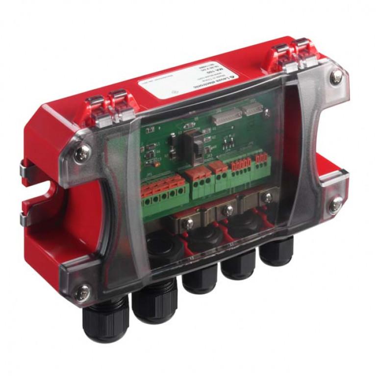 MA 100 - Modular connection unit