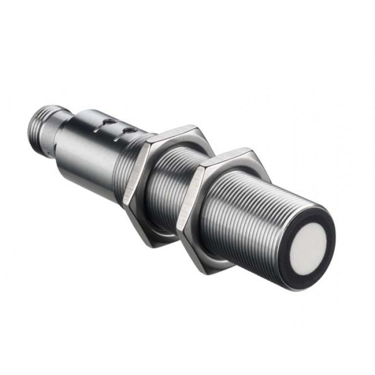 DMU418B-1300.X3/LTC-M12 - Ultrasonic distance sensor