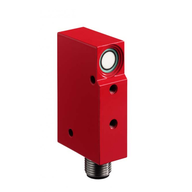 LSEU 18/24-S12 - Ultrasonic throughbeam sensor receiver