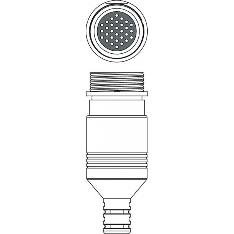 D U-M30-30A-M - Connector