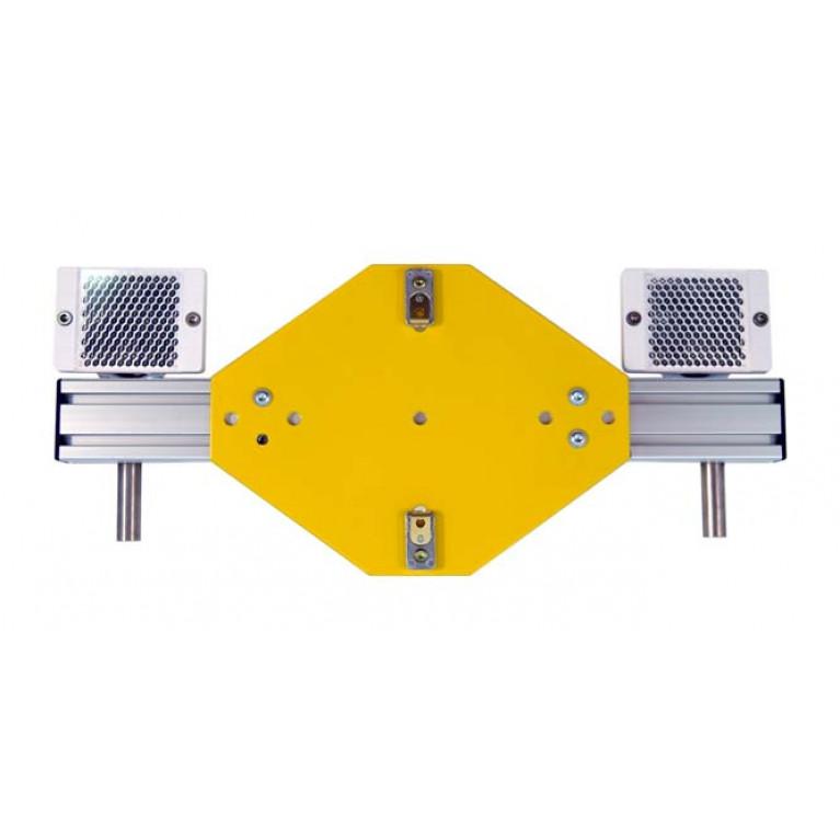 MMS-P-350 - Muting mounting system