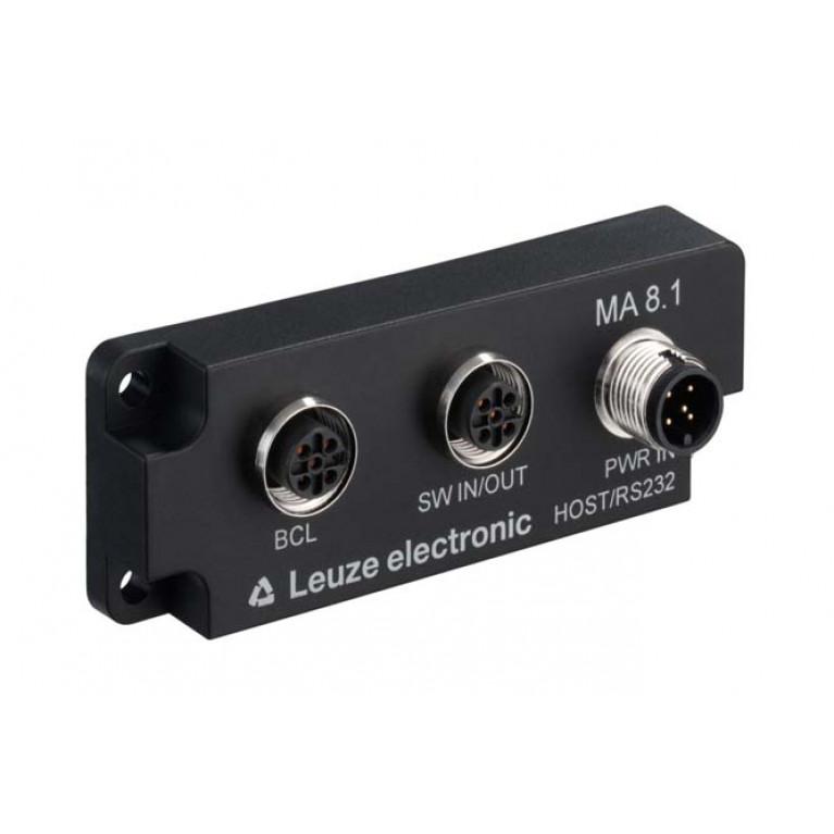 MA 8-01 - Modular connection unit
