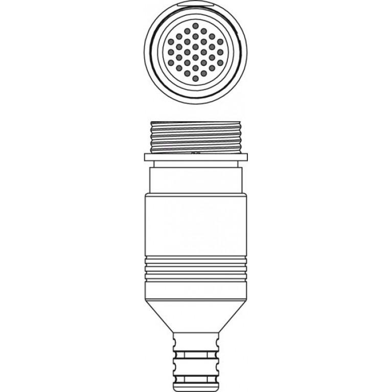 S U-M30-30A-M - Connector