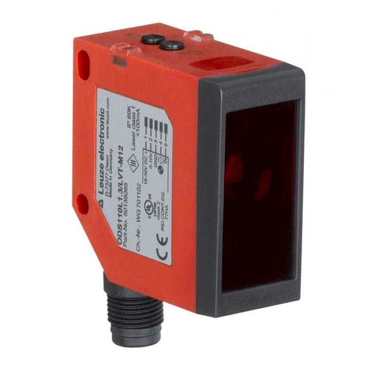 ODS110L1.3/LCT-M12 - Optical distance sensor