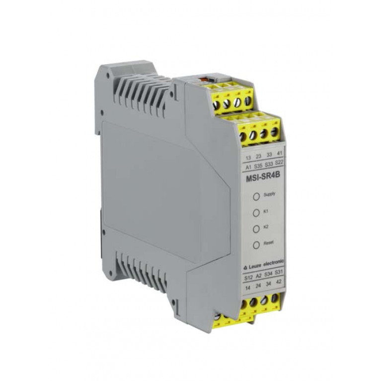 MSI-SR4B-01 - Safety relay