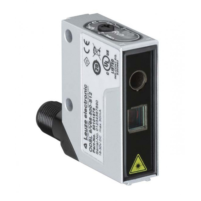 ODSL 8/66-500-S12 - Optical distance sensor