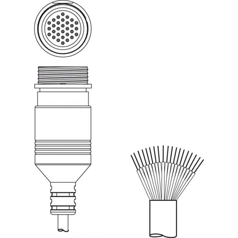 KD S-M30-30A-V1-250 - Connection cable