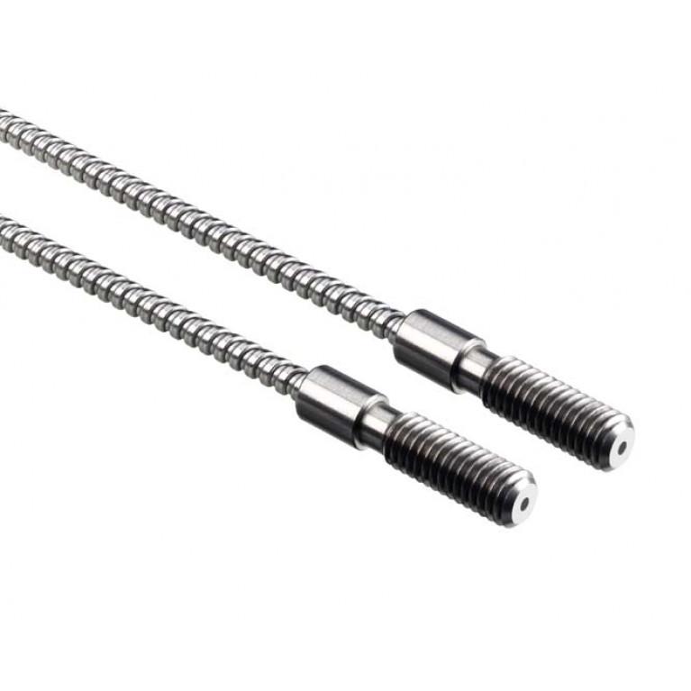 GF-LB-SS-830-SM - Glass fiber optics for throughbeam operation